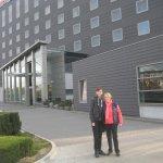 Foto de Hilton Garden Inn Hotel Krakow