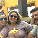 Having a great time at pancho's bar n grill, love it!!!!