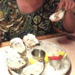 Yummy oysters!!