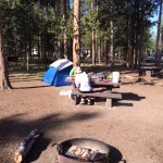 Madison Campground Foto