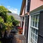 Porch on Room 7