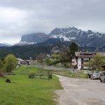 Outside Cortina