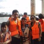 Enrique G. Es un recuerdo de un viaje por el Río Coca de la Amazonia del Ecuador.