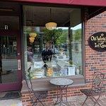 Old world cafe