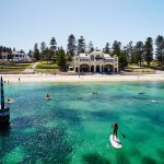 Cottesloe Beach a 15 minute drive from Citadines Perth - photo courtesy of Tourism WA
