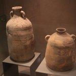 Burnt House - pottery