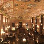 Beautiful historic lobby