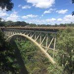 Victoria Falls Bridge Foto