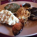 Filet and lobster. Incredible!!!