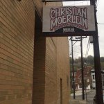 interior entrance to Christian Moerlein Brewing company