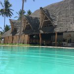 Photo de Pongwe Beach Hotel