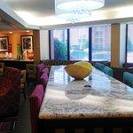 達拉斯 - I-35 東胡桃山希爾頓恒庭飯店照片