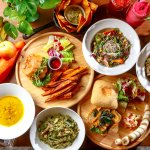 嚴選在地的食材來創作的全新美式蔬食料理!