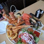 Seafood Tower for two, or three or more!