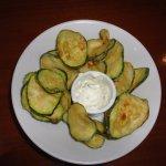 crispy zucchini chips – delicious