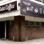 Coffee shop located near the Central Park of Karakol. Best coffee! Best prices!