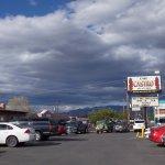 Cafe Castro, Cerrillos Rd, Santa Fe NM.