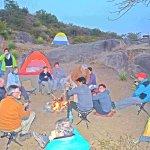 Fotturer og campingturer