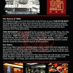 The History of Yixin and Our Dishes