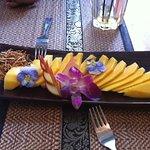 dessert (Mango)