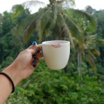 my morning balinese coffee