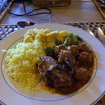 Extremely delicious meals at Kibo safari