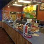 Franchise from Subway.  Taco Del Mar is a fast casual restaurant serving freshly made products.