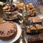 Bike Cakes at The Rusty Bike Cafe