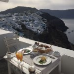 View from the Aphrodite Suite & Breakfast