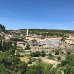 The picturesque village of Minerve