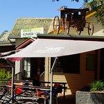 Aussies Afternoon drinks at Kuranda Hotel Motel