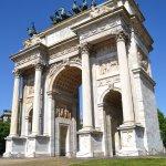 Photo de Arco della Pace