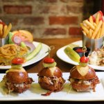 Try our variety of different burgers here!