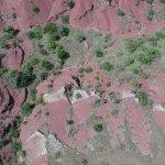 Salagou entre terres rouges et nature