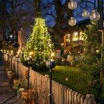 Weihnachten im Restaurant Zur Alten Kaisermühle