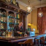 Lough Rynn Castle Cocktail Bar