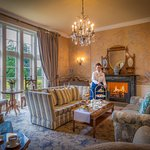 Lough Rynn Castle Drawing Rooms