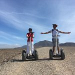 Photo of Moving Segway Lanzarote