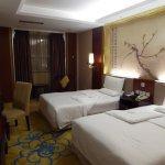 Room at Xin Liang Hotel