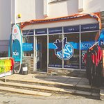 Woolacombe Surf Centre shop front