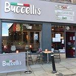 Buccelli's front shop
