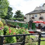 Great canal side family and dog friendly Pubs. Pint of the local ale and a Pinot Grigio please!