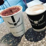 Our Great tasting Paddy & Scott's Coffee made to take away, No missing out for Our Coffee Lovers