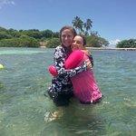 Kayaking to Monkey Island