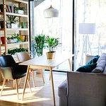 Выбирайте самый уютный стол