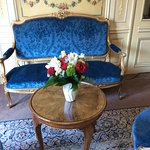 Roughing it at the Raphael; junior suite. Hotel Raphael, 17 Avenue Kleber, Paris