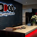 Welcome at Biru , BBQ - Hot Pot and Beer / Sushi Bar .