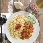Dare To Try Spaghetti
