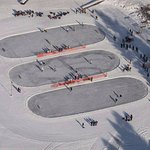 Annual Seeley Lake Pond Hockey Tournament, 2nd weekend in January