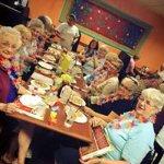 We attract the loveliest ladies !